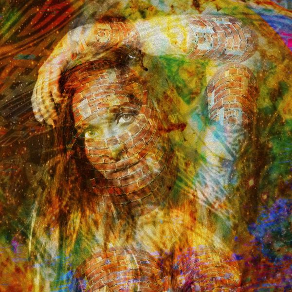 Tela: Wall Face Artista: Henrique Vieira Filho