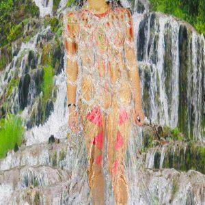 Tela: Fashion Nature Artista: Henrique Vieira Filho